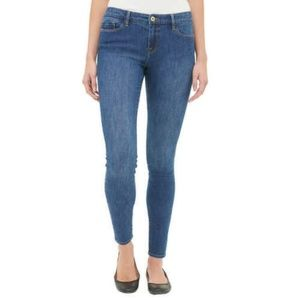 NWT TOMMY HILFIGER Mid Rise Skinny Jeans 8 12